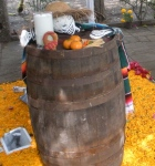 Pulque - Does a dead body good.
